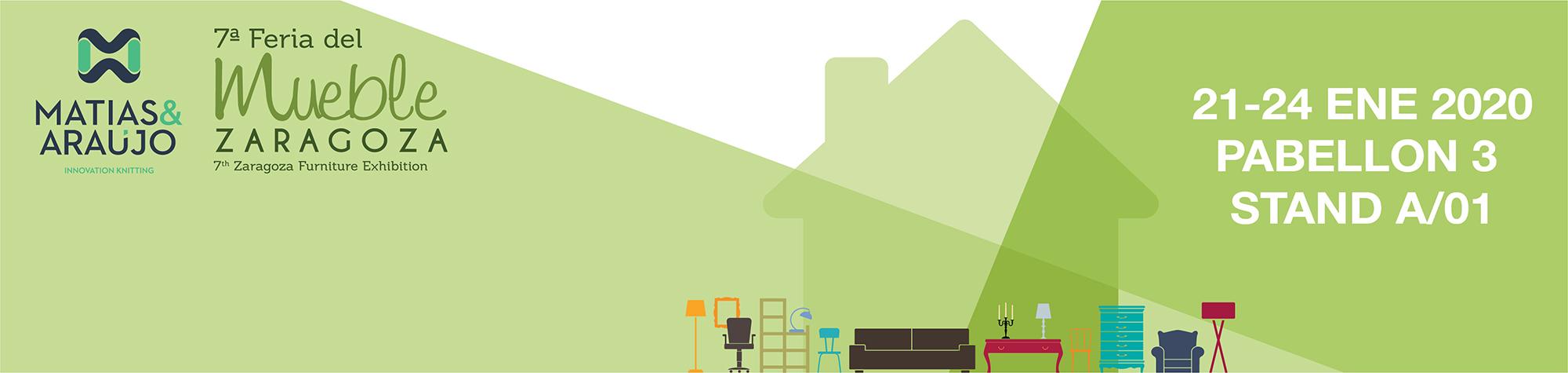 7ª Feria del Mueble Zaragoza 2020