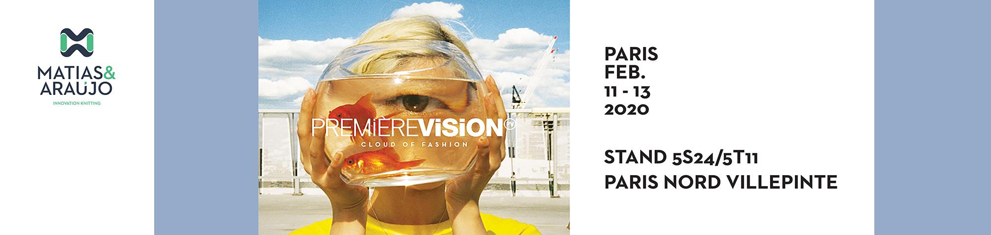 Première Vision Paris – Spring Summer 2021